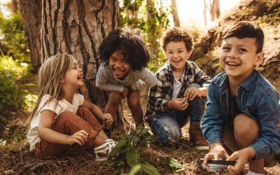 How the Great Outdoors Benefits Learning